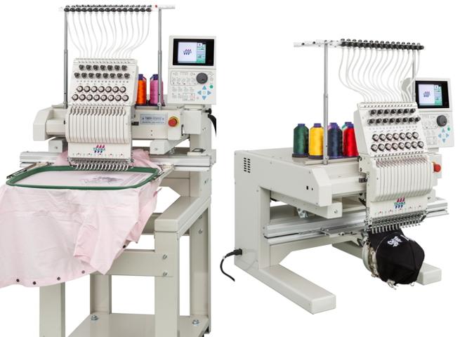 Predstavujeme vyšívací stroj TMBP-SC